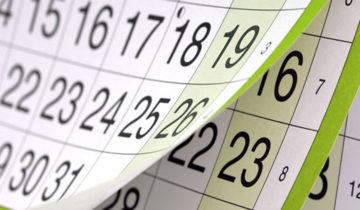 Školski kalendar za osnovne škole Srbije 2018/2019