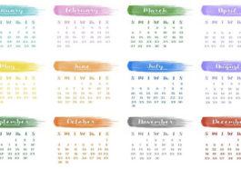 Školski kalendar za osnovne škole Vojvodine 2018/2019.