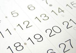 Školski kalendar za srednje škole Vojvodine za školsku 2018/2019 godinu