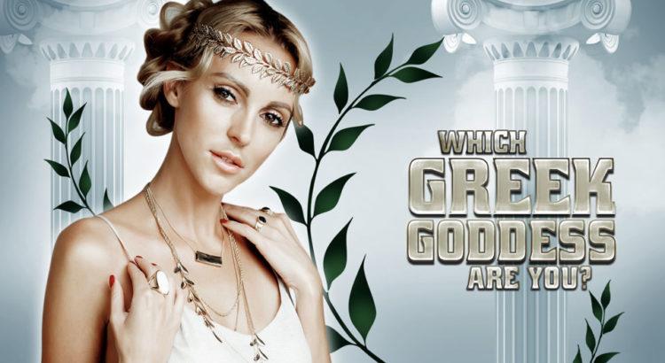 Koja Grčka boginja si ti