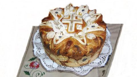 Recept za slavski kolač