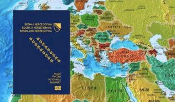 Putovanje maloletnih državljana Bosne i Hercegovine preko granice