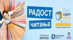 Radost čitanja: 63. Međunarodni beogradski sajam knjiga